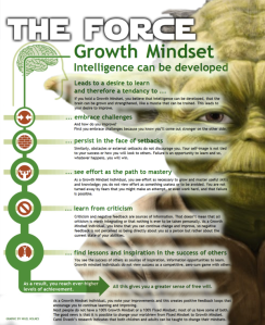 Jedi growth mindset