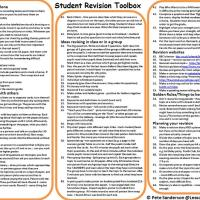 Revision Toolkit