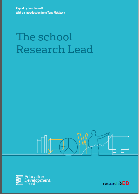 The school research lead