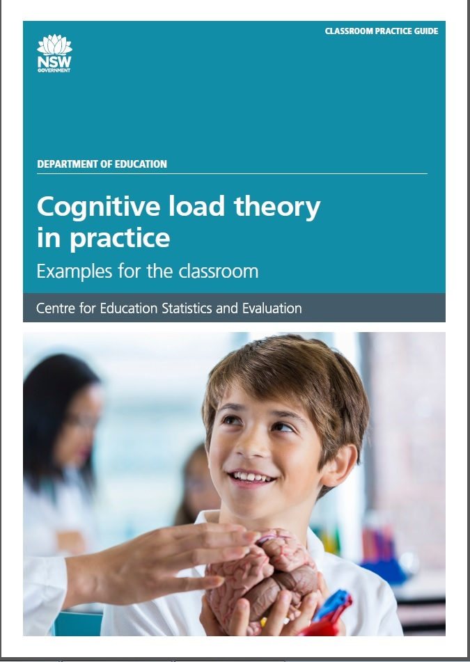 Cognitive Load in Practice